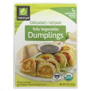 Nasoya Organic Tofu Vegetable Dumplings
