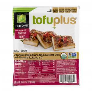 Nasoya Plus Extra Firm Tofu