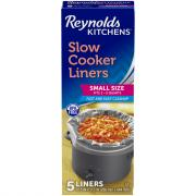 Reynolds Small Slow Cooker Liners