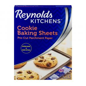 Reynolds Parchment Baking Sheets