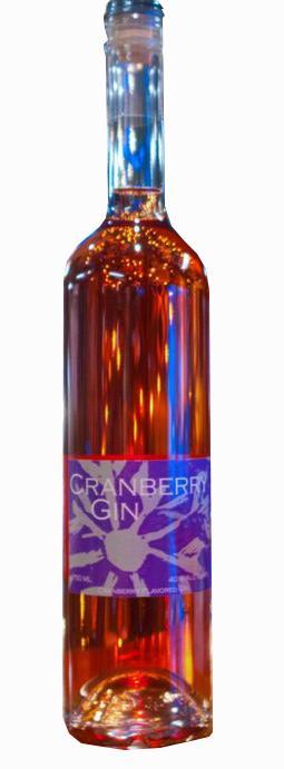 Sweetgrass Farm Cranberry Gin