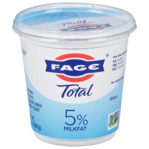 Fage Total All Natural Greek Strained Yogurt
