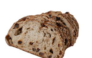 Nashoba Brook Bakery Raisin Half Loaf Bread