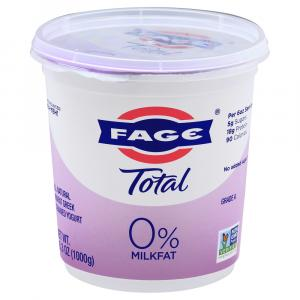Fage Total 0% Plain Yogurt