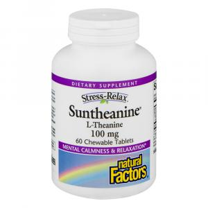 Natural Factors Stress-relax With L-theanine
