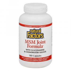Natural Factors Msm Joint Formula