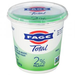 Fage Total 2% Greek Yogurt
