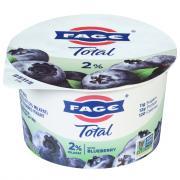 Fage Organic Total 2% Blueberry Yogurt