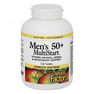Natural Factors Dr. Murray's Multistart Men's 50+