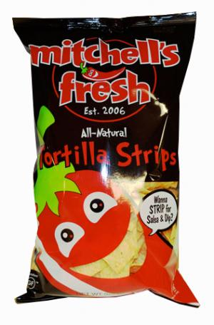 Mitchell's Fresh All-Natural White Tortilla Strips