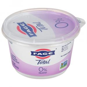 Fage Total 0% All Natural Nonfat Greek Strained Yogurt