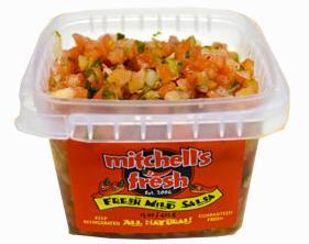 Mitchell's Fresh Mild Salsa