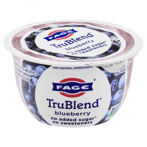 Fage TruBlend Blueberry Yogurt