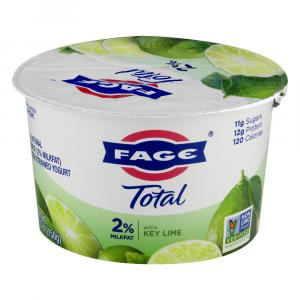 Fage 2% Key Lime Yogurt