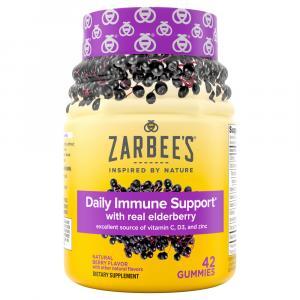 Zarbee's Adult's Elderberry Gummies