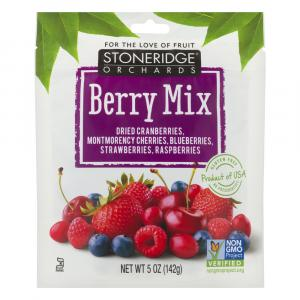 Stoneridge Orchards Berry Mix Dried Fruit