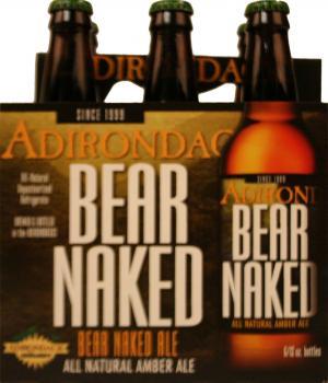 Adirondack Bear Naked Ale