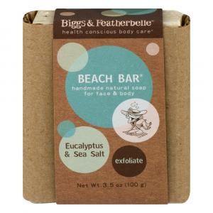 Bigg's & Featherbelle Beach Bar Handmade Natural Soap