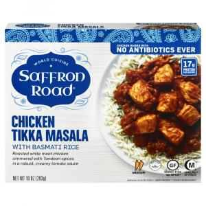 Saffron Road Chicken Tikka Masala with Basmati Rice