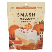 Smashmallow Pumpkin Pie Snackable Marshmallows
