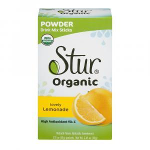 Stur Organic Powder Lemonade