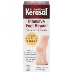 Kerasal Exfoliating Moisture Foot Ointment