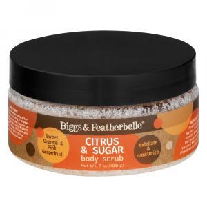 Bigg's & Featherbelle Citrus & Sugar Body Scrub