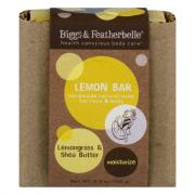 Bigg's & Featherbelle Lemon Bar Handmade Natural Soap