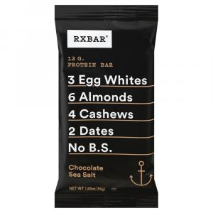 RX Bar Chocolate Sea Salt