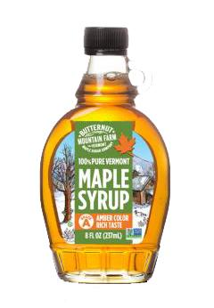 Butternut Mountain Farm Conventional Dark Robust Maple Syrup