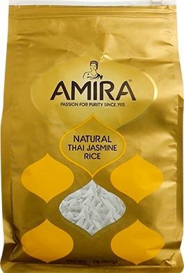 Amira Natural Thai Jasmine Rice