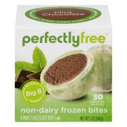 Perfectly Free Mint Chocolate Non-Dairy Frozen Bites