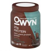 Only What You Need 20g Protein + Energy Dark Chocolate