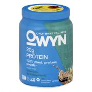 Only What You Need Smooth Vanilla Protein Powder
