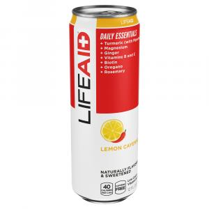 LifeAid Thrive Lemon Spice