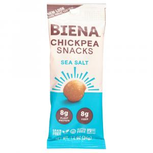 Biena Chickpea Sea Salt Snacks