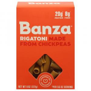 Banza Rigatoni