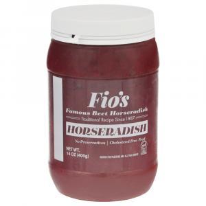 Fios Famous Beet Horseradish