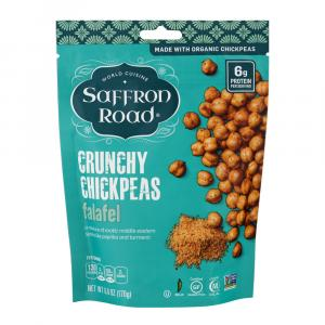 Saffron Road Crunchy Chickpeas - Falafel