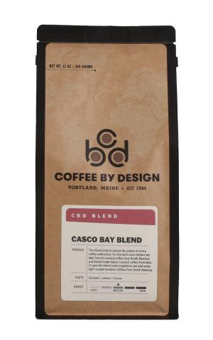 Casco Bay Blend Coffee