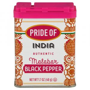 Pride Of India Malabar Black Pepper