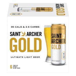 Saint Archer Gold Light Craft Lager