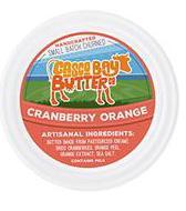 Casco Bay Cranberry Orange Butter