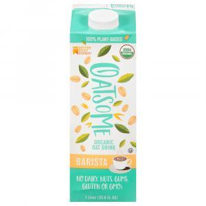 Oatsome Organic Oat Drink Barista