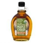 Butternut Mountain Farm Organic Pure Amber Maple Syrup