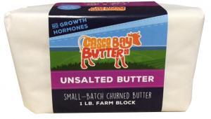 Casco Bay Butter Unsalted Butter Farm Block