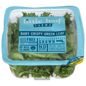 Little Leaf Farms Green Leaf Lettuce