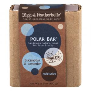 Bigg's & Featherbelle Polar Bar Handmade Natural Soap