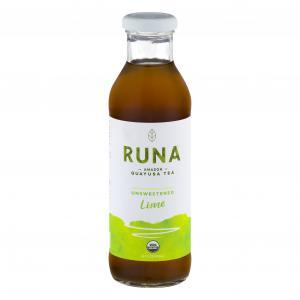 Runa Clean Energy Organic Lime Iced Tea