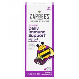 Zarbee's Children's Elderberry Syrup